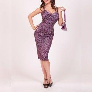 Bettie Page by Tatyana Retro Pin-Up Dress